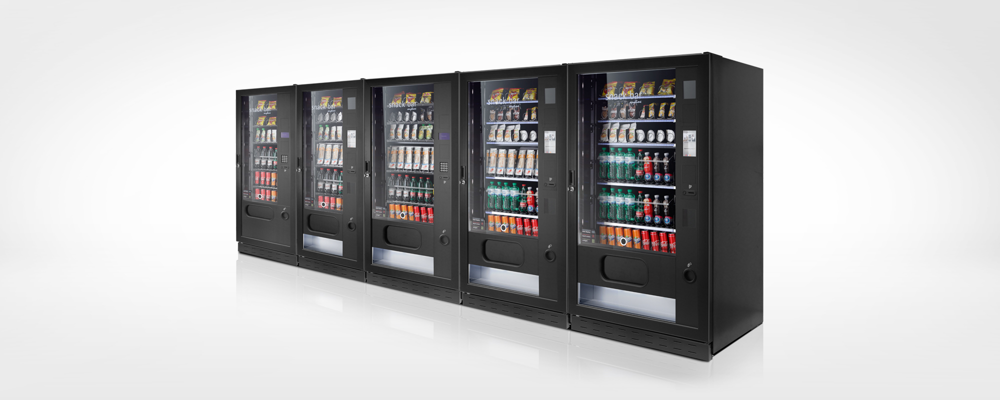 vending freestanding snack&food - saphirh range